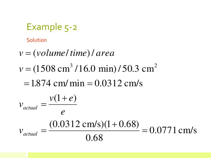 Example 5-2