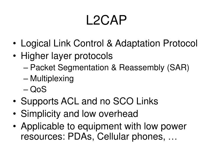 L2CAP