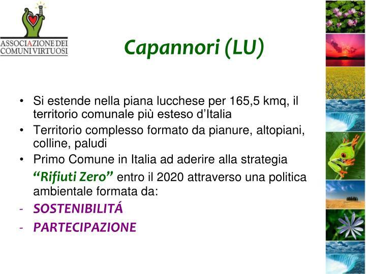 Capannori (LU)