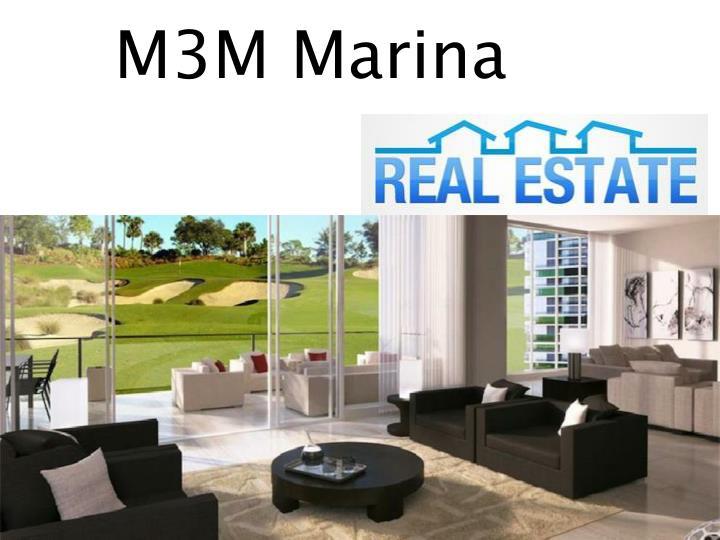 M3M Marina