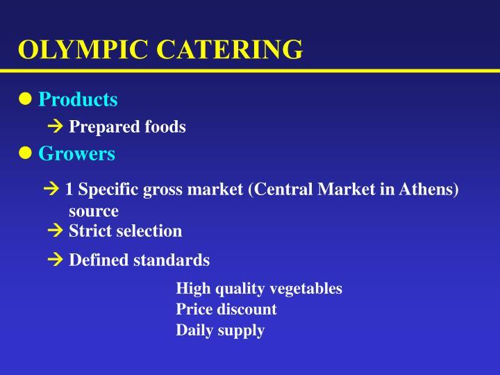 ΟLYMPIC CATERING