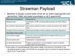 strawman payload