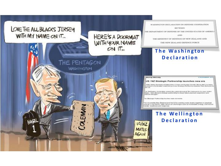 The Washington Declaration