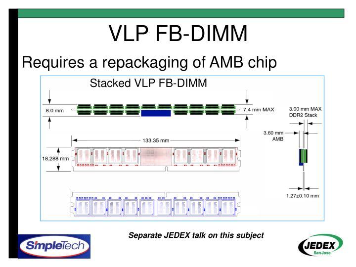VLP FB-DIMM