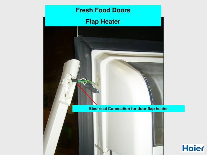Fresh Food Doors
