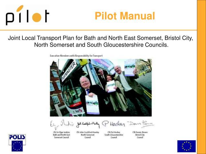 Pilot Manual