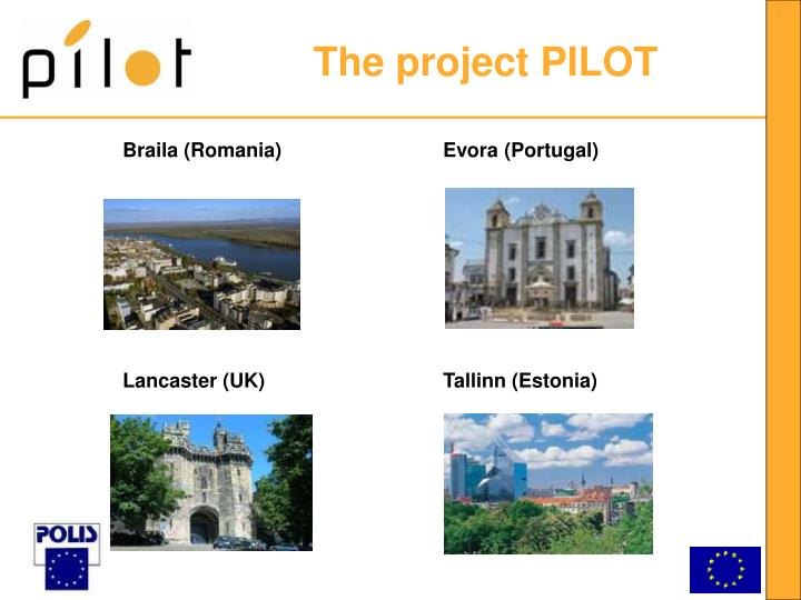 The project pilot1