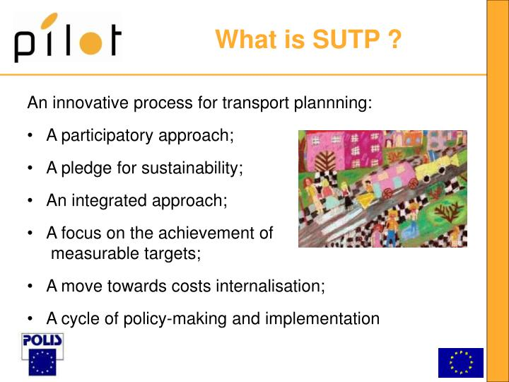 What is SUTP ?