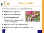 what is sutp1