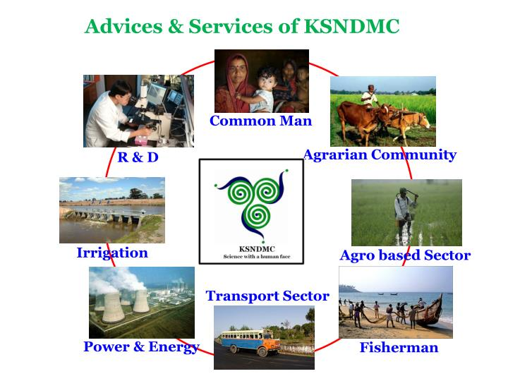 Advices & Services of KSNDMC