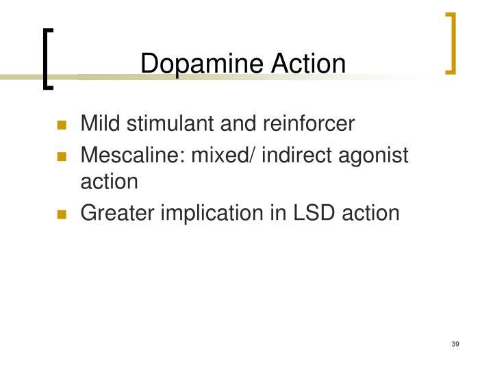 Dopamine Action