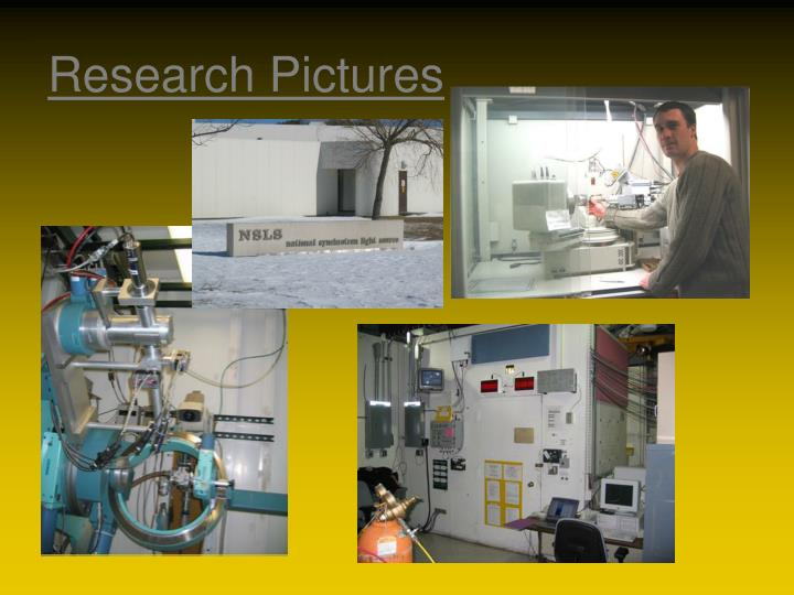 Research pictures