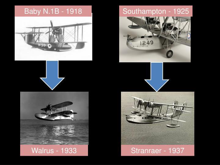 Baby N.1B - 1918