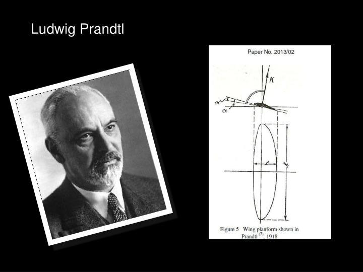 Ludwig Prandtl