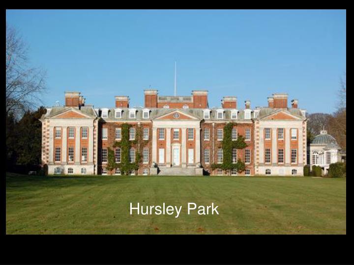 Hursley Park