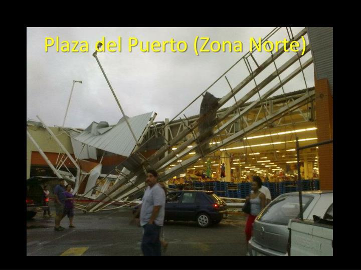 Plaza del Puerto (Zona Norte)