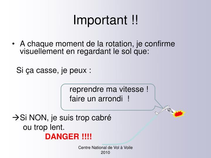 Important !!
