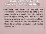 taoyuan elementary s project me hu hu sun4