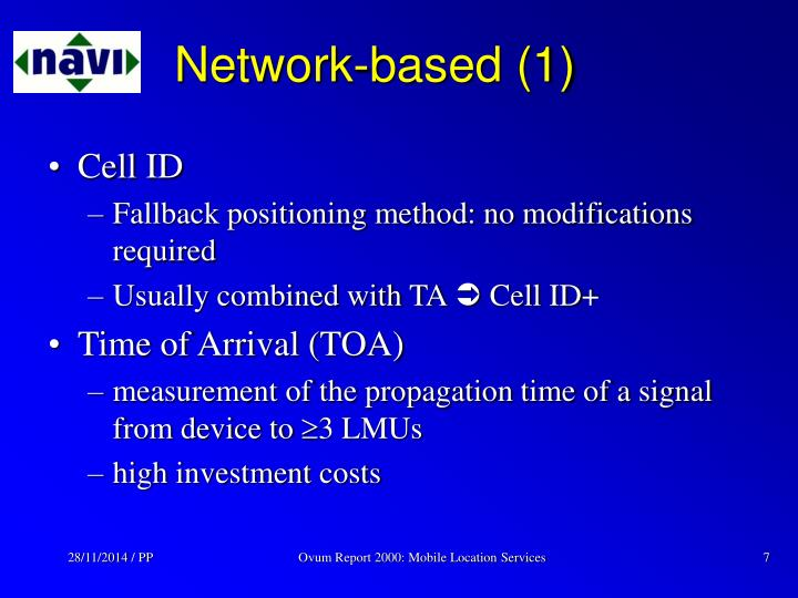 Network-based (1)