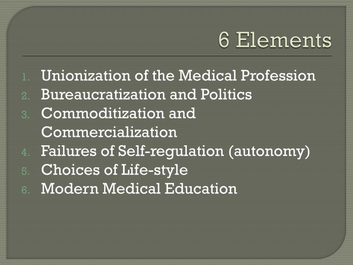6 Elements