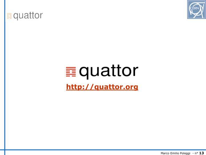 http://quattor.org