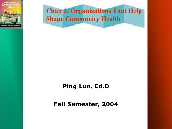 Ping Luo, Ed.D