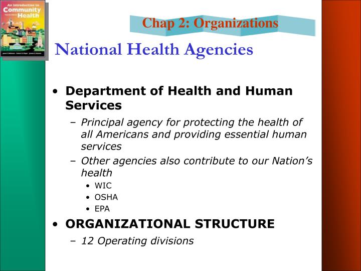 National Health Agencies