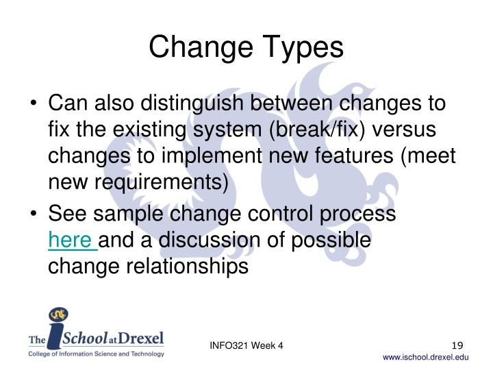 Change Types