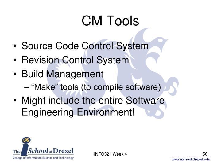 CM Tools