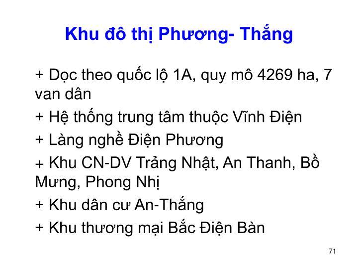 Khu  th Phng- Thng