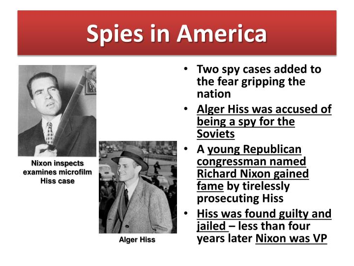 Spies in America