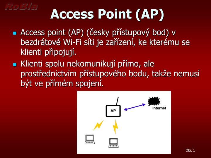 Access Point (AP)