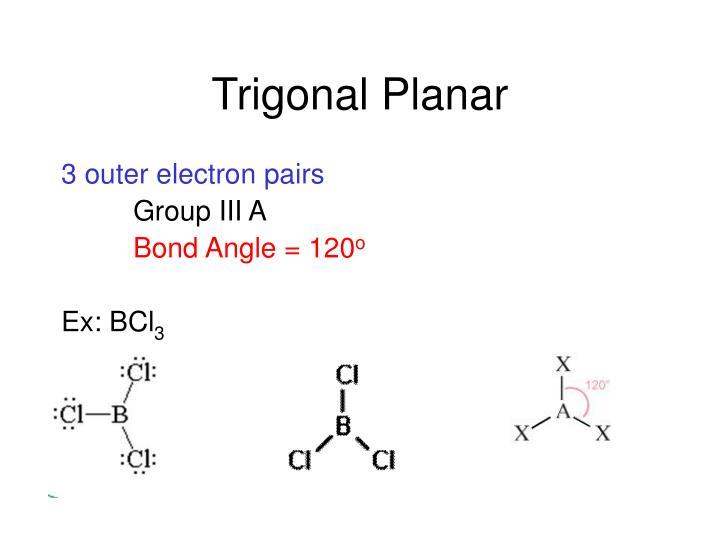 Trigonal Planar
