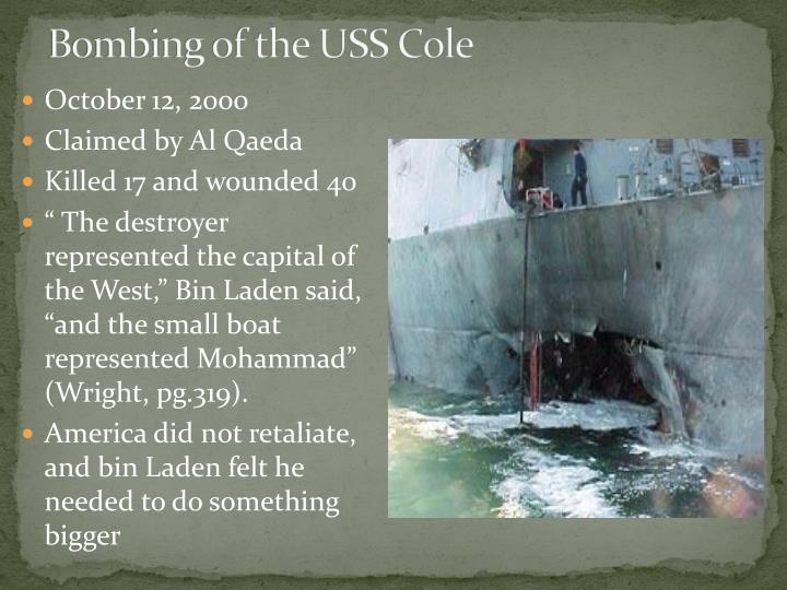 Bombing of the USS Cole