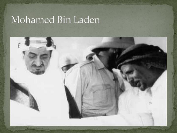 Mohamed Bin Laden