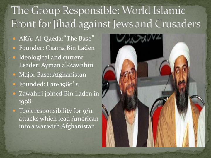 AKA: Al-Qaeda: