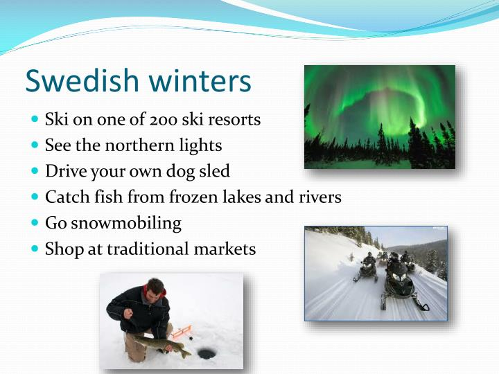 Swedish winters