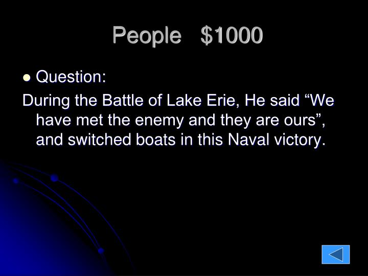 People   $1000