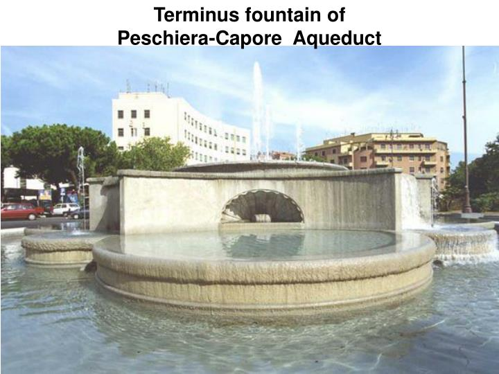 Terminus fountain of