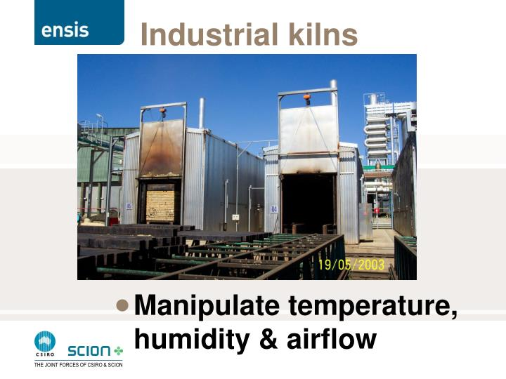 Industrial kilns