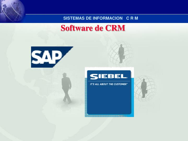 Software de CRM