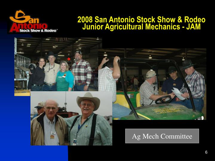 2008 San Antonio Stock Show & Rodeo