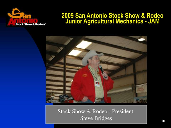 2009 San Antonio Stock Show & Rodeo