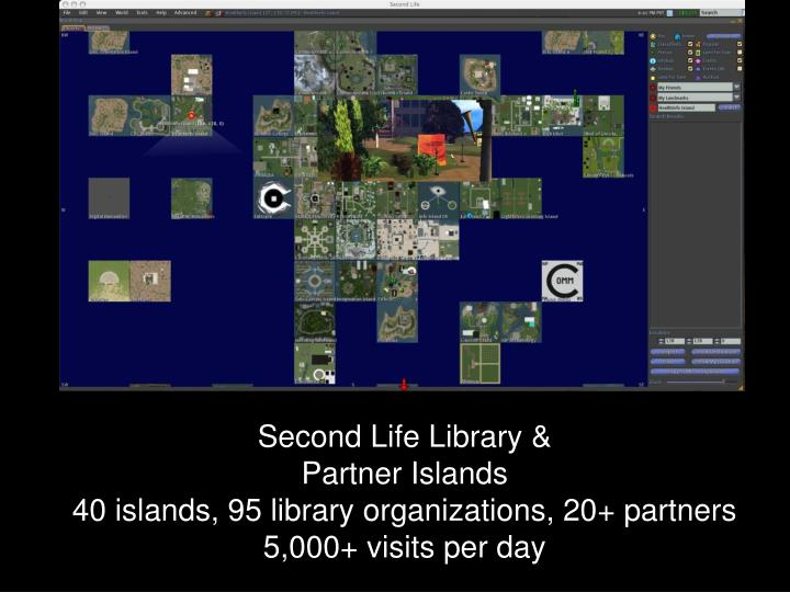 Second Life Library &