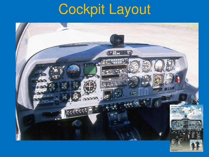 Cockpit Layout
