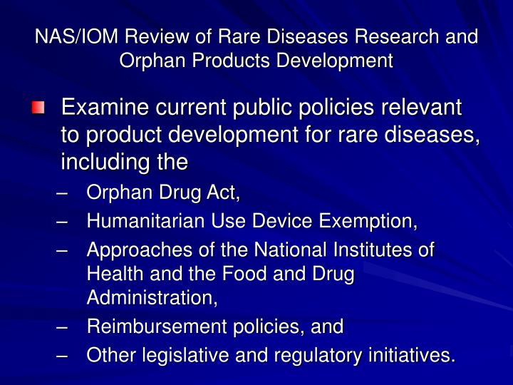 orphan disease essay