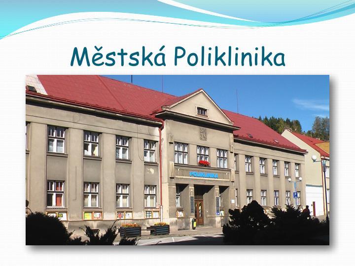Městská Poliklinika