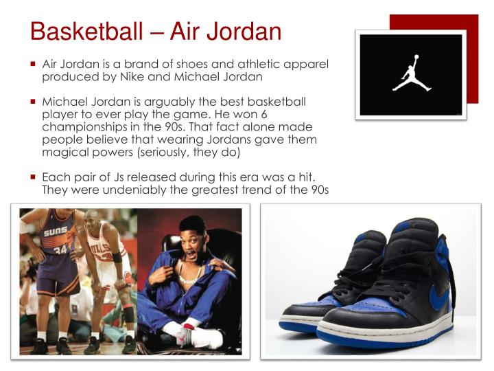 Basketball – Air Jordan