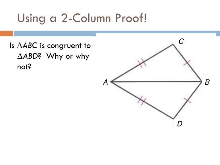 A proof where a theorem is verified by showing that it is not false
