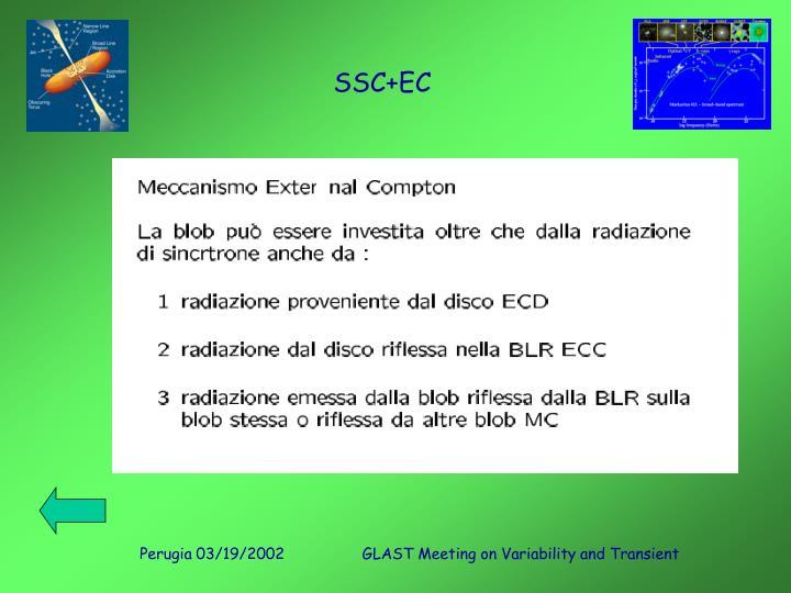 SSC+EC